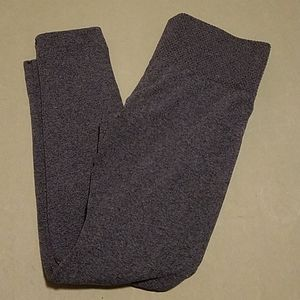 Lucky Brand Grey Stretch Leggings Size Small